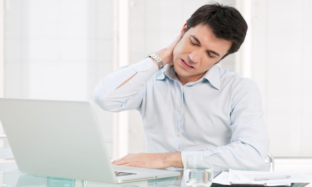 Dolor Espalda Alta Tratamiento Cervicalgia León