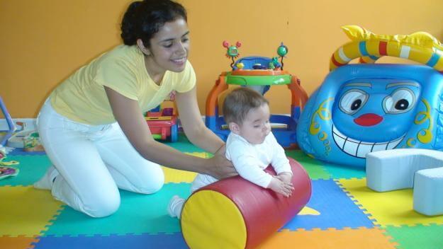 Estimulación temprana fisioterapéutica