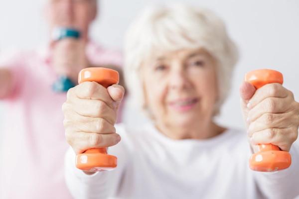 Fisioterapia Geriátrica en León