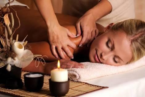 Terapia relajante anti estrés